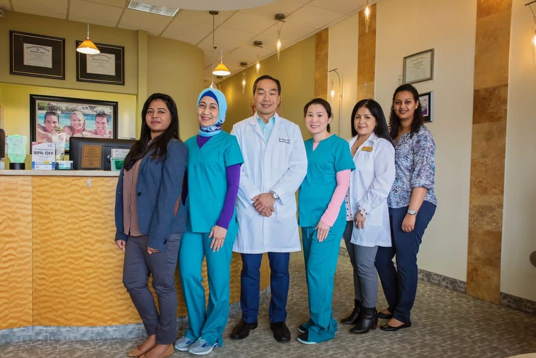 Staff of Fair City Mall Dental Care