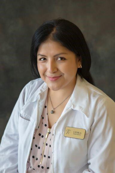 Lenka Pena Dental Hygenist in Fairfax VA